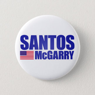 Santos McGarry Button