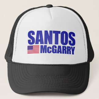 Santos McGarry Trucker Hat