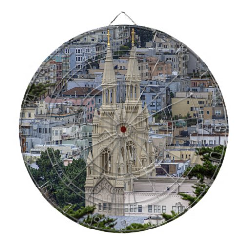 Santos Peter e iglesia de Paul en San Francisco