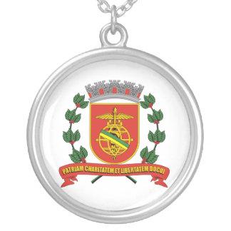 Santos Saopaulo Brasil, Brazil flag Jewelry