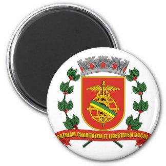 Santos SaoPaulo, Brazil Magnet
