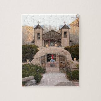 Santuario de Chimayo Jigsaw Puzzle