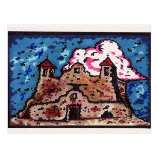 Santuario de Chimayo oily Postcard