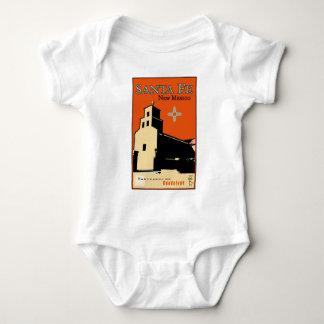 Santuario de Guadalupe Baby Bodysuit