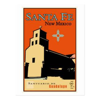 Santuario de Guadalupe Postcard