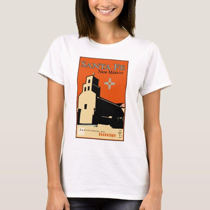 Santuario de Guadalupe T-Shirt