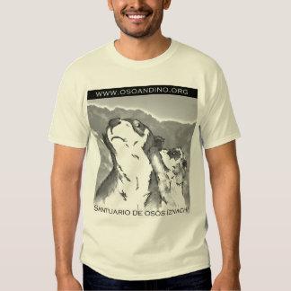 Santuario Iznachi Camiseta - claros de Colores Polera