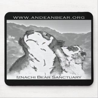 Santuario Mousepad del oso de Iznachi Alfombrilla De Raton