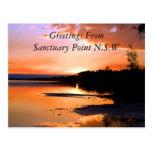 Santuario natural 1 postales