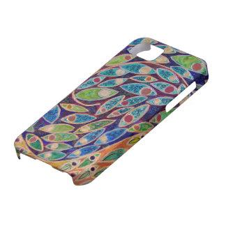 """""""Santuario rápido"""" (pintura) iPhone 5 Protectores"""