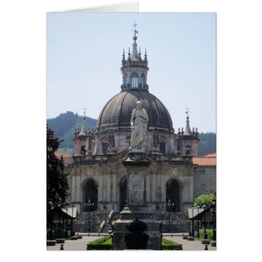 Santuario San Ignacio de Loiola Card