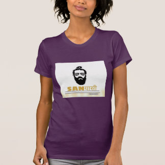 SANYAASI T-SHIRT for girl by Rusty Reed Collection