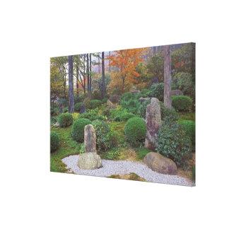 Sanzen-en el templo, Ohara, Kyoto, Japón 4 Impresión En Lienzo Estirada