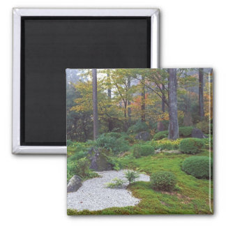 Sanzen-in Temple, Ohara, Kyoto, Japan 2 2 Inch Square Magnet