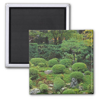 Sanzen-in Temple, Ohara, Kyoto, Japan 3 2 Inch Square Magnet