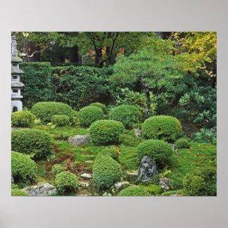 Sanzen-in Temple, Ohara, Kyoto, Japan 3 Poster