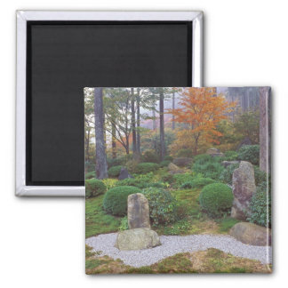 Sanzen-in Temple, Ohara, Kyoto, Japan 4 2 Inch Square Magnet