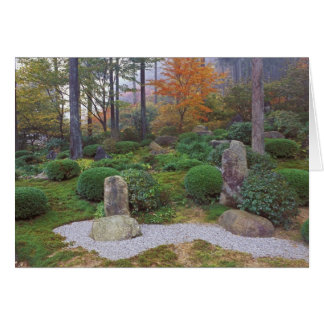 Sanzen-in Temple, Ohara, Kyoto, Japan 4 Greeting Card