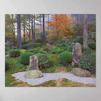 Sanzen-in Temple, Ohara, Kyoto, Japan 4 Poster
