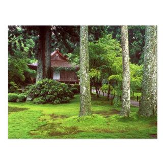 Sanzen-in Temple, Ohara, Kyoto, Japan Postcard