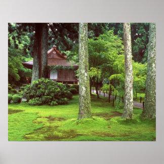 Sanzen-in Temple, Ohara, Kyoto, Japan Poster