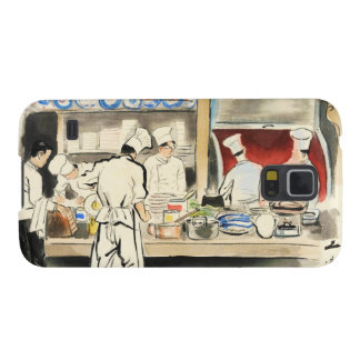 Sanzo Wada Japanese Vocations In Pictures, Cook Case For Galaxy S5