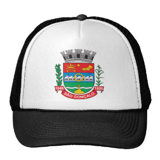Sao Goncalo Coat of Arms Trucker Hat