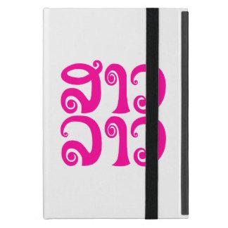 Sao Lao ✿ Lady Lao ✿ Laos / Laotian Language iPad Mini Cover