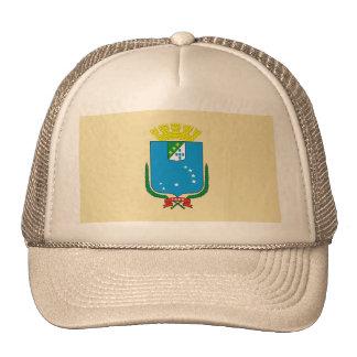 Sao Luis Maranhao, Brazil Mesh Hat