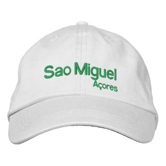 Sao Miguel* Azores Adjustable Hat