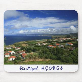 Sao Miguel, Azores Alfombrillas De Ratones
