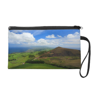 Sao Miguel green Wristlet Clutches