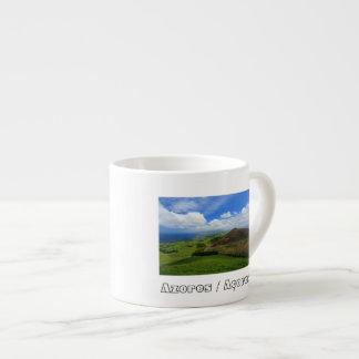 Sao Miguel green Espresso Cup