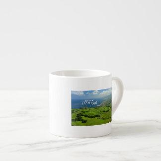 Sao Miguel green landscape Espresso Cup