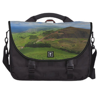 Sao Miguel green Laptop Computer Bag