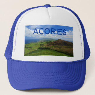 Sao Miguel green Trucker Hat