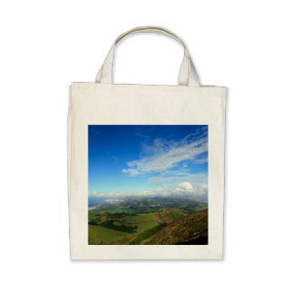 Sao Miguel island Azores Tote Bags