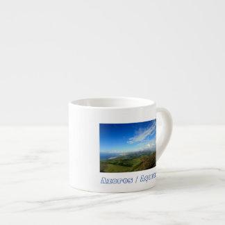 Sao Miguel island Azores Espresso Cup