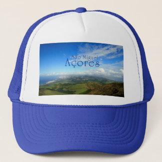 Sao Miguel island Azores Trucker Hat