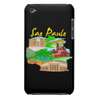 Sao Paulo - Brazil.png Barely There iPod Case