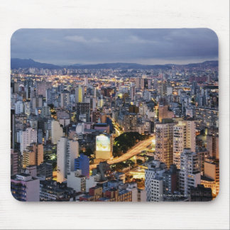 Sao Paulo Cityscape 2 Mouse Pad
