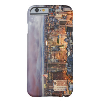 Sao Paulo Cityscape Barely There iPhone 6 Case