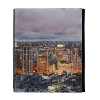 Sao Paulo Cityscape iPad Folio Covers