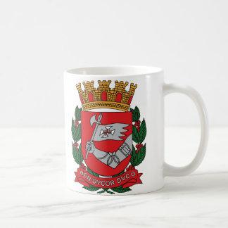 Sao Paulo Coat of Arms Mug