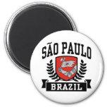 Sao Paulo Fridge Magnet