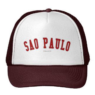 Sao Paulo Gorros Bordados