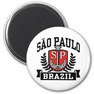 Sao Paulo Imán Redondo 5 Cm