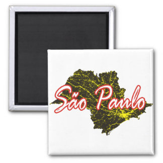 São Paulo Magnet