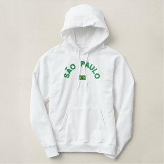 São paulo pullover hoodie
