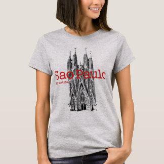 Sao Paulo & Sagrada Familia mstake T-Shirt